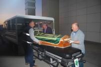 DEVLET HASTANESİ - Evinde Başından Vurulmuş Halde Ölü Bulundu