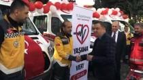 ZEYTIN DALı - Hatay'a 6 Yeni Ambulans