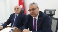 BAKAN YARDIMCISI - İçişleri Bakan Yardımcısı Prof. Dr. Tayyip Sabri Erdil Muş'ta