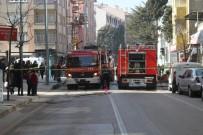 Isparta'da Korkutan Yangın