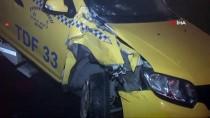 FATIH SULTAN MEHMET KÖPRÜSÜ - İstanbul'da Yoğun Sis Kazalara Neden Oldu