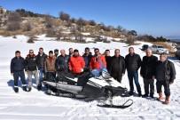 MEHMET UZUN - Keltepe Kayak Merkezi İçin Kar Motoru Alımı Yapıldı
