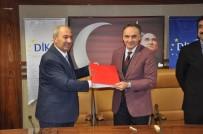 MEHMET ŞAHIN - Kızıltepe'ye Modern Ticaret Borsası Yapılacak