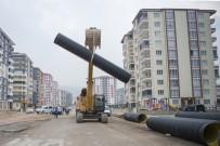 ŞEBEKE HATTI - Malatya'ya 5 Yılda 415.5 Milyon TL'lik Altyapı Yatırımı