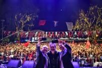 ŞÜKRÜ SÖZEN - Manavgat Kent Meydanına Kıraç Konserli Açılış
