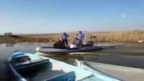 DEVLET HASTANESİ - Manyas Gölü'nde Kaybolan Balıkçının Cesedi Bulundu