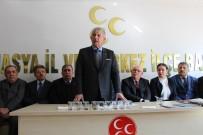 MHP Adayı Sarı Açıklaması 'Amasya'ya Yeni Bir Ufuk Açacağız'