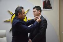 İSTİFA - MHP'den İstifa Etti AK Parti'ye Geçti