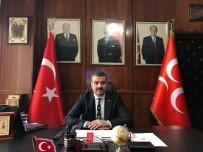 KAHRAMANLıK - MHP'li Avşar'dan Cumhur İttifakı Açıklaması