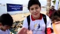 GÜMBET - Muğla'da Deniz Dibi Temizliği