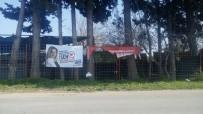 ERMENEK - Muratpaşa Belediyesi Afişleri Yırtıldı