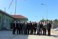 RÜZGAR ENERJİSİ - Özbekistan'dan SANKO Enerji Çatalca RES'e Ziyaret