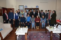 Özel Öğrenciler Başsavcı Uçak'ı Ziyaret Etti
