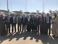 İSLAM - Rektör Ağırakça Kur'an-I Kerim'deki İlmi İ'caz Sempozyumuna Katıldı