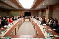 İSMAİL RÜŞTÜ CİRİT - Rektör Çomaklı 'Ombudsmanlığın Dünü, Bugünü Ve Yarını' Sempozyumuna Katıldı