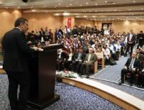 SAĞLıK BAKANı - Sağlık Bakanı Fahrettin Koca doktor adaylarıyla buluştu