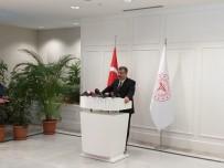 SAĞLıK BAKANı - Sağlık Bakanı Koca Açıklaması 'Dünyada Son Yıllarda Kızamıkla İlgili Ciddi Artışlar Var'