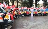 ZEYTIN DALı - Sağlık Bakanlığı'ndan Hatay'a 6 Ambulans