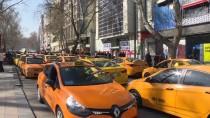YAYALAŞTIRMA PROJESİ - Taksicilerden Mansur Yavaş'a Tepki