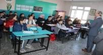TIMSS 2019 Çalışmaları İki Ortaokulda Devam Ediyor