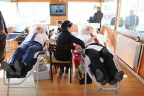 TÜRK KıZıLAYı - Vali'den Kan Bağışı Kampanyasına Destek