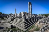 HELENISTIK - 2600 Yıllık Apollon Tüm Heybetiyle Yıllara Meydan Okuyor