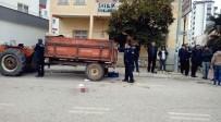 ULUDAĞ - Adana'da Motosiklet Kamyonete Çarptı Açıklaması 1 Yaralı