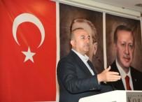SADETTIN YÜCEL - Bakan Çavuşoğlu, Kuşadası'nda Turizmcilerle Bir Araya Geldi