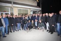 MAHALLİ İDARELER - Başkan Alemdar Mahalle Ziyaretlerine Devam Ediyor