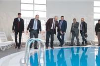 GÖLGELI - Başkan Kamil Saraçoğlu Açıklaması Yüzme Bilmeyen Çocuğumuz Kalmayacak
