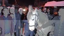 BAŞKAN ADAYI - Başkan Özakcan'ı Kocagür'de Kırat Karşıladı