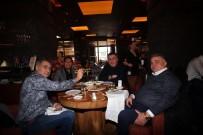 NEVZAT DEMIR TESISLERI - Beşiktaş Teknik Heyeti Ve Futbolculara Japon Yemeği