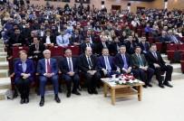 SÜLEYMAN ELBAN - BEÜ Rektörü Yardım, 'Dijital Dönüşüm Projesi'nin Tanıtım Toplantısına Katıldı