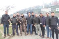 BEYAZIT ÖZTÜRK - Beyazıt Öztürk'ten Trafik Uygulaması Hatırası