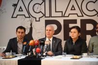 BAŞKAN ADAYI - Bozbey Açıklaması 'Tiyatro Festivali Bursa'nın 17 İlçesine Yayılacak'