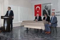 Çaycuma'da 'Kodla Zonguldak' Tanıtım Toplantısı