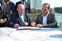 SOSYAL TESİS - ÇGC Kültür Ve Sosyal Tesisleri'nin Tahsis Protokolü İmzalandı
