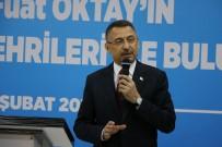 Cumhurbaşkanı Yardımcısı Oktay Açıklaması 'Cumhur İttifakı'na Sakın Halel Getirmeyin'