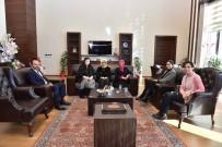 TICARET VE SANAYI ODASı - Cumhurbaşkanlığı Yetkilileri 'DKF'19' İçin ETÜ'de