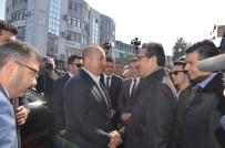 SADETTIN YÜCEL - Dışişleri Bakanı Çavuşoğlu Kuşadası'nda