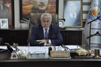 İSTİFA - Dörtyol Belediye Başkanı Yaşar Toksoy MHP'den İstifa Etti