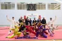 NECMETTİN ERBAKAN - Dünya Şampiyonları Bartın Üniversitesi'nde
