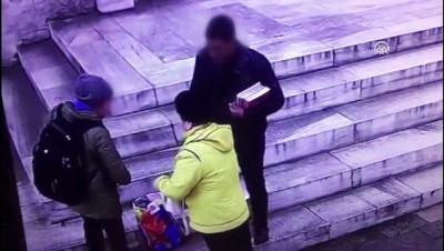 Fatih'te 'Tırnakçılık' Yöntemiyle Hırsızlık
