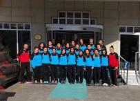 KALENDER - Genç Kadınlar Kızılcahamam'da Kuvvetleniyor