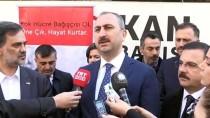 TÜRK KıZıLAYı - Gül'den 'Kan Ve Kök Hücre Bağışı Kampanyası'na Destek