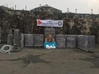 KAZANLı - İstanbul'da Sahte Enerji İçeceği Operasyonu