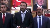 İSTİFA - İYİ Parti'den İstifa Edip, AK Parti'ye Geçtiler