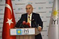 MUSTAFA CİHAN PAÇACI - İYİ Parti Genel Sekreteri Paçacı Açıklaması 'Burhanettin Kocamaz'ın Tek Derdi Mersin'e Hizmet Etmek'