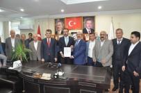 İSTİFA - İYİ Parti Şırnak Yönetimi İstifa Ederek AK Parti'ye Geçti