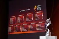 ELEME MAÇLARI - Kadın A Milli Futbol Takımı'nın Avrupa Şampiyonası Elemelerindeki Rakipleri Belli Oldu